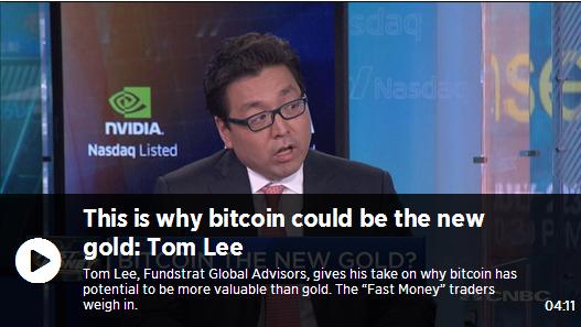 投资比特币优于黄金?